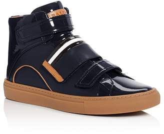 Bally Men's Herick Leather High Top Sneakers