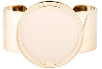 Givenchy Circular Medallion Bracelet