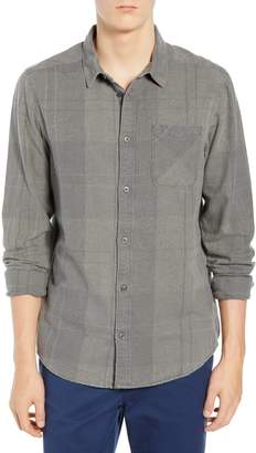 RVCA Good Stuff Check Flannel Shirt