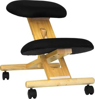 Offex Kneeling Chair with Dual Wheel