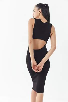 Urban Outfitters Montana Bodycon Midi Dress