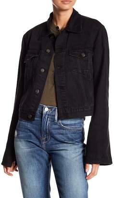 Frame Le Jacket Reverse Overlock Cuff Jacket