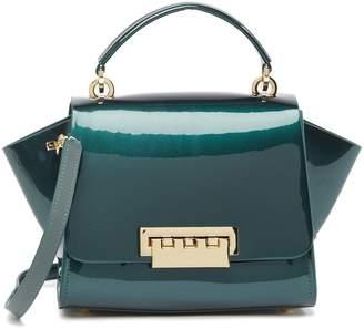 Zac Posen Eartha Patent Leather Top Handle Crossbody Bag