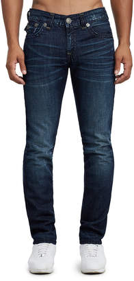 True Religion MENS SUPER T ROCCO SKINNY JEAN W/ FLAP