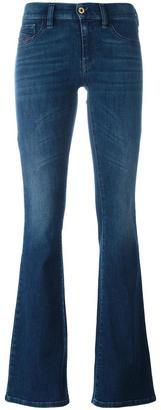 Diesel 'Livier Flare' jeans $130.37 thestylecure.com