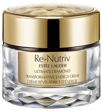 Estee Lauder 'Re-Nutriv' Ultimate Diamond Transformative Energy Creme $375 thestylecure.com