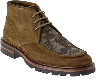 Aquatalia Jayden Waterproof Suede Chukka Boot