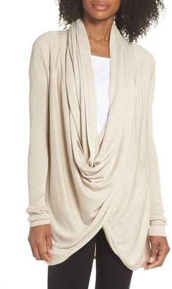 Nordstrom Long Wrap Cardigan