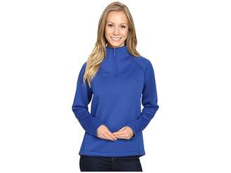 The North Face Neo Thermal Pullover (Bright Cobalt Blue/Black Heather