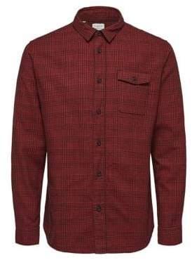 Selected Valdemar Regular-Fit Plaid Shirt
