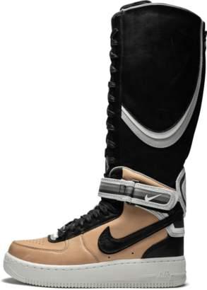Nike Womens AIR FORCE 1 BT SP TISCI Vachetta Tan/Black
