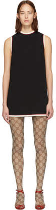 Gucci Black Tunic Dress