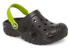 Crocs TM) Swiftwater Clogs