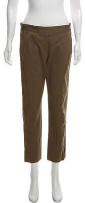 Reed Krakoff High-Rise Straight-Leg Pants