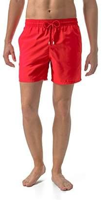Vilebrequin Men's Moorea Solid Swim Trunk