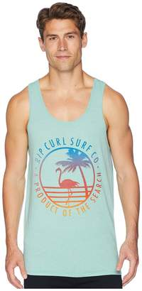 Rip Curl Tropics Mock Twist Tank Top Men's Clothing
