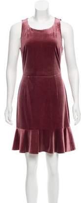 Rebecca Minkoff Velvet Mini Dress