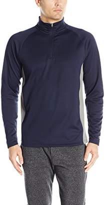 Champion Men's Performance Quarter-Zip Fleece Jacket