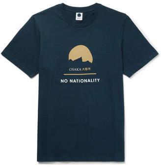 NN07 Printed Cotton-Blend Jersey T-Shirt