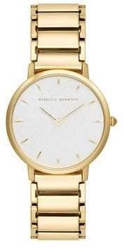 Rebecca Minkoff Major Round Bracelet Watch