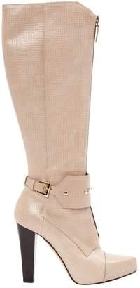 Escada Leather boots