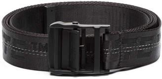 Off-White Logo Printed Belt