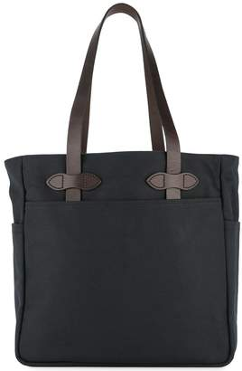 Filson loose wide tote bag