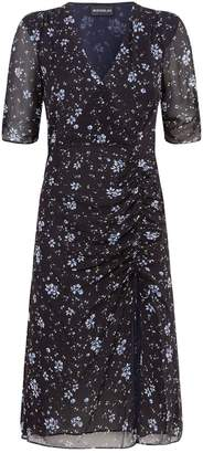 Nicholas Ditsi Floral Midi Dress