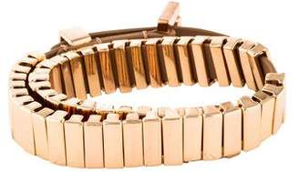 Michael Kors Heritage Double Wrap Watch Link Bracelet