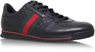 Gucci Leather SL73 Sneakers