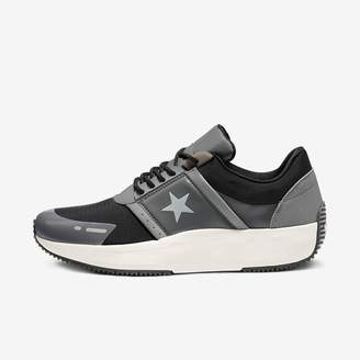 Converse Run Star Coated Utility Low Top Unisex Shoe
