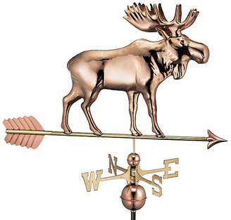 "One Kings Lane 40"" Moose & Arrow Weather Vane - Copper"