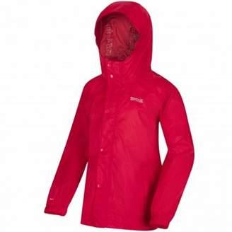 Regatta Pack It Jacket II Pepper 5-6 5-7 yrs