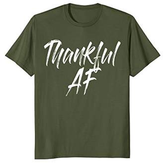 Abercrombie & Fitch Thankful Tshirts