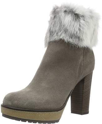 Manas Design Women 162M5304O1X Warm-Lined Short-Shaft Boots and Bootees Grey Size: