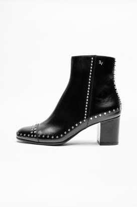 Zadig & Voltaire Lena Clous Boots