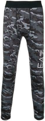 Emporio Armani Ea7 camouflage leggings