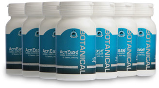 Acne Studios AcnEase Severe Treatment - 7 Bottles (Bundle)