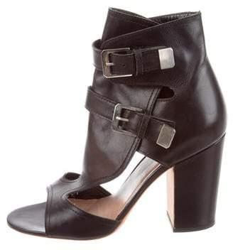 Laurence Dacade Buckle High-Heel Sandals