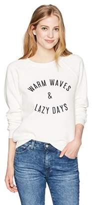 Billabong Women's Warm Waves Sweatshirt