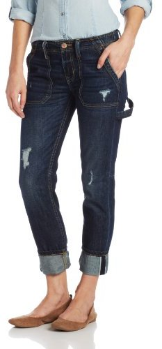 Level 99 Women's Relaxed Lily Carpenter Jean