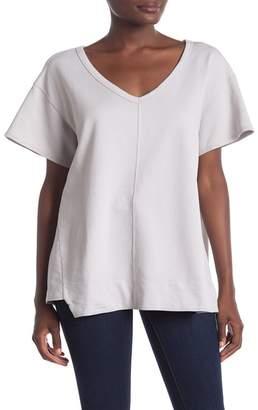H By Bordeaux Boxy Short Sleeve T-Shirt