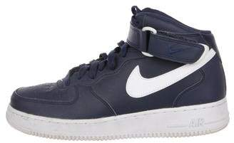 Nike 2017 Air Force 1 High-Top Sneakers