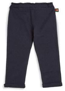 Gucci Baby's and Toddler's Heart Web Cotton Pants
