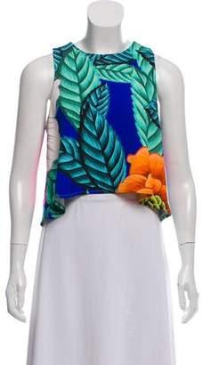 Mara Hoffman Printed Sleeveless Top w/ Tags