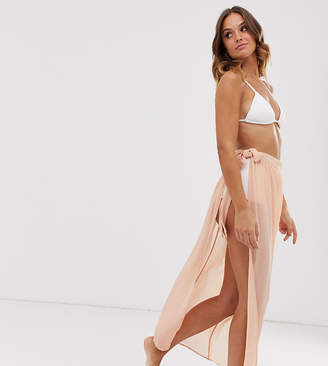 UNIQUE21 beach cover up skirt