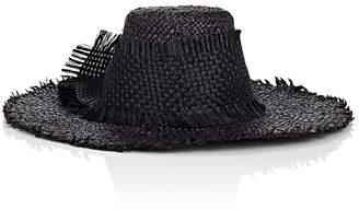 Albertus Swanepoel Women's Yvette Straw Oversized Hat