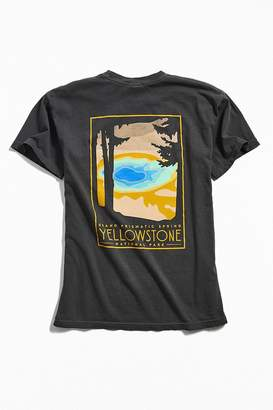 Urban Outfitters Yellowstone National Park Prismatic Tee