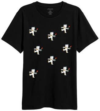 Eleven Paris Life is a Joke Men's graphic t-shirt