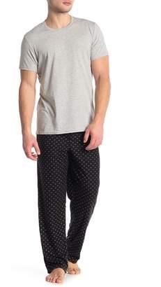 c481663119 ... Calvin Klein Short Sleeve Tee   Pant PJ Set